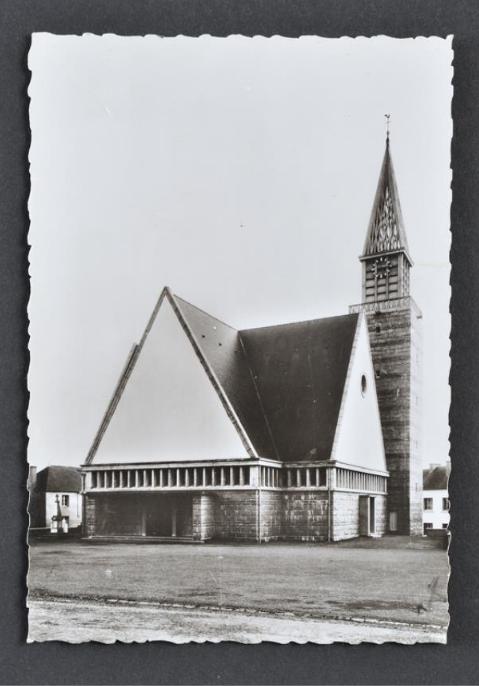 L'église de Kervignac